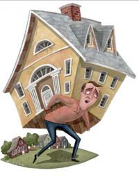 Оформление недвижимости в ипотеку, под залог