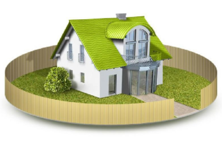 Купля — продажа дома с земельным участком