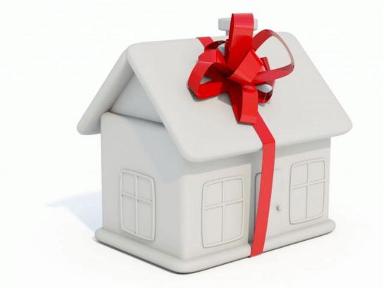 Шаблон договора дарения доли в квартире