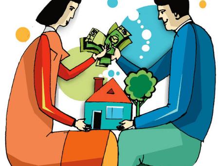 Налог на имущество на общую собственность супругов без выделения долей