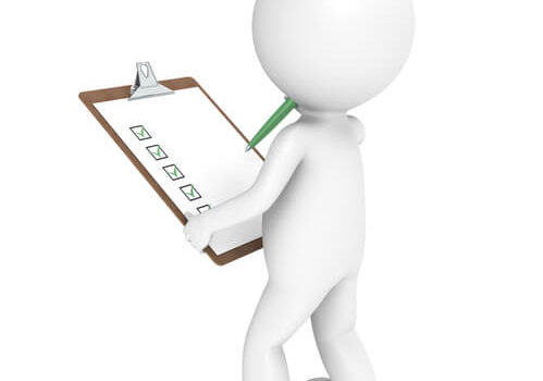 опись передачи документов